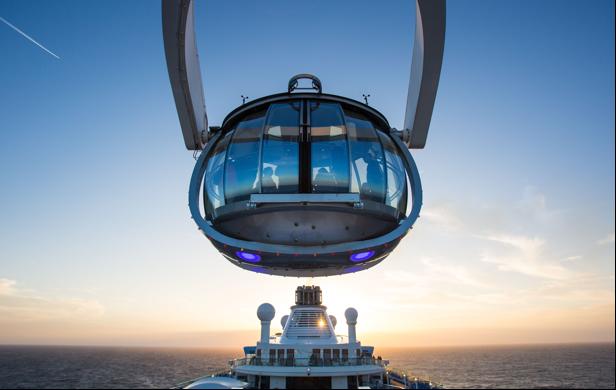 Tổng quan về du thuyền Quantum of the Seas