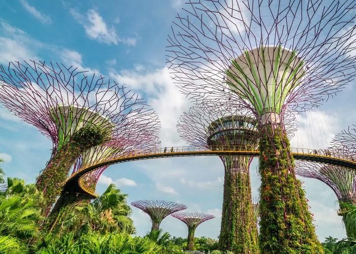 Các địa điểm du lịch hot nhất Singapore