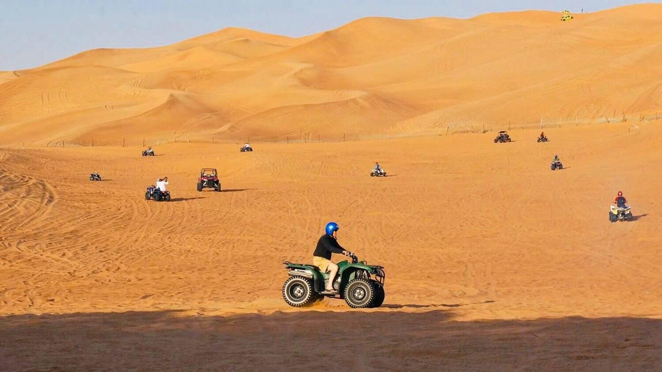 Những địa điểm du lịch  không nên bỏ lỡ khi tới Dubai