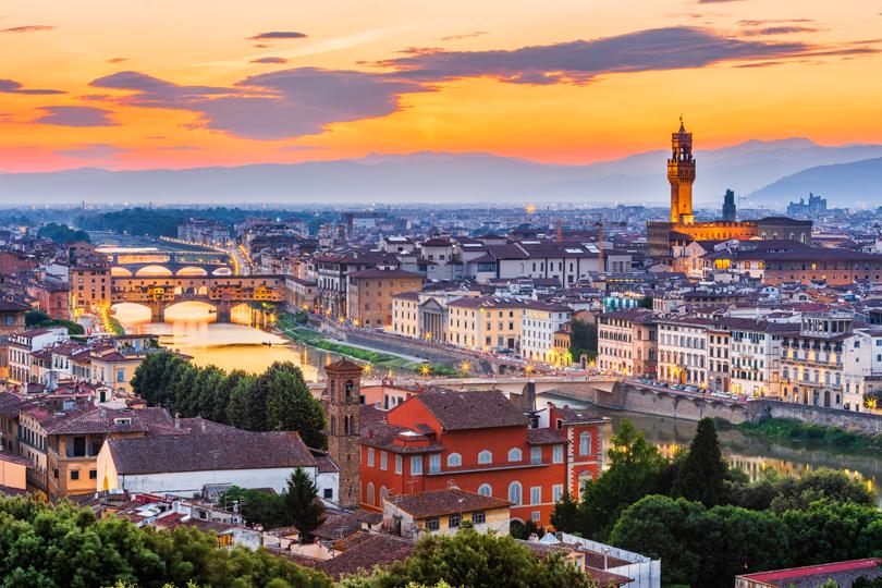 Khám phá Florence, bản tình ca nước Ý