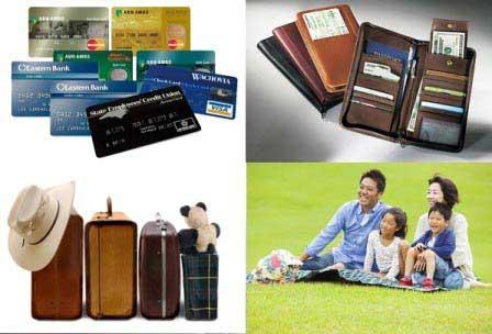 Chuẩn bị hành lý cho kỳ nghỉ cùng gia đình