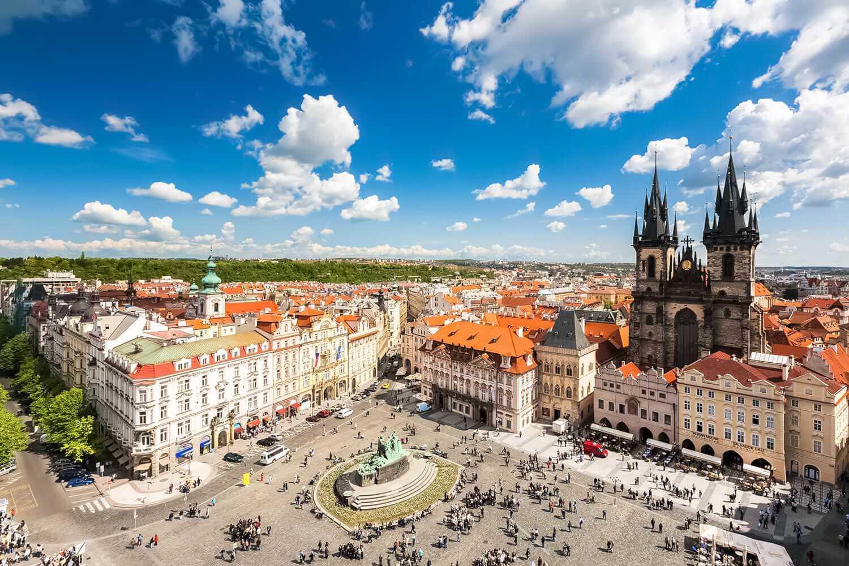 Thành phố cổ nguyên vẹn nhất châu Âu