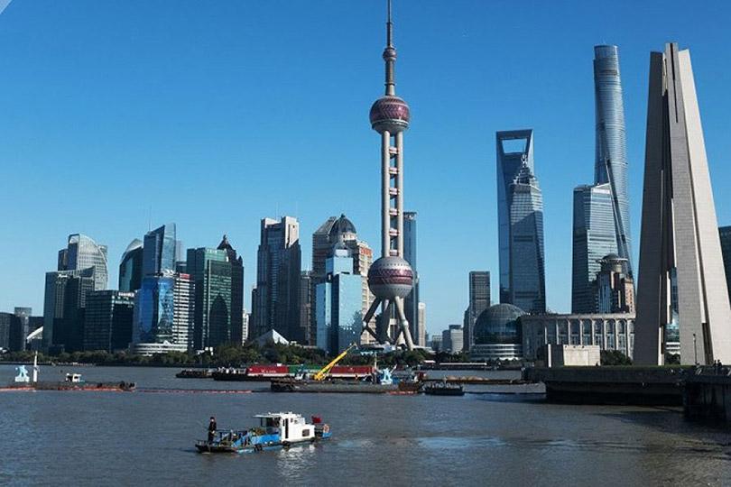Vẻ đẹp hiện đại của siêu thành phố Thượng Hải