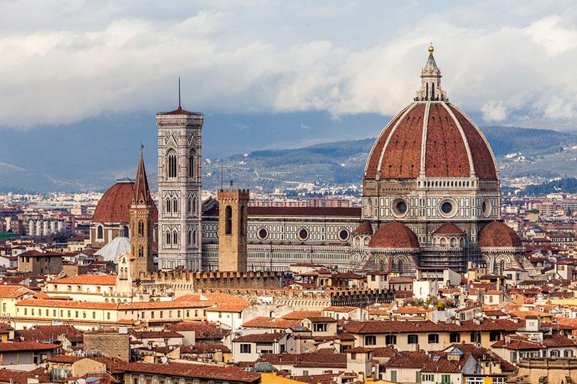 Florence thiên đường nghệ thuật của nước Ý