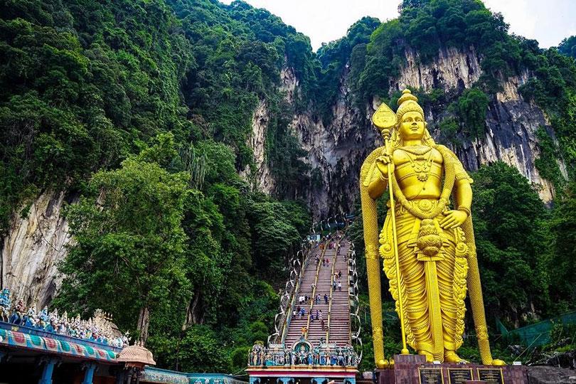 10 điểm đến thú vị tại Kuala Lumpur