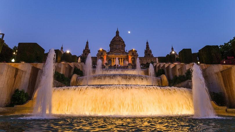 Ghé thăm thành phố Barcelona - Tây Ban Nha