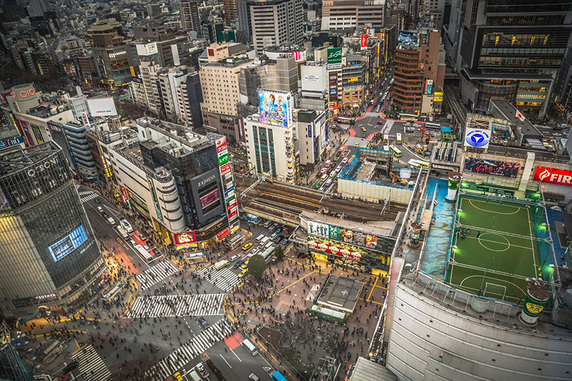 Những điều thú vị nhất ở Tokyo