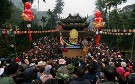 Lưu ý khi lễ chùa ngày đầu năm