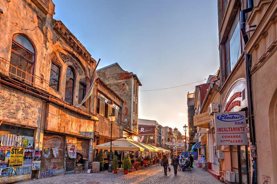 Điểm danh những điểm đến nổi tiếng tại Rumani
