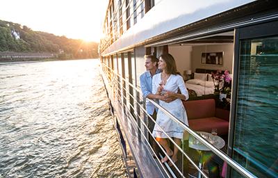 Sống chậm trên dòng Danube